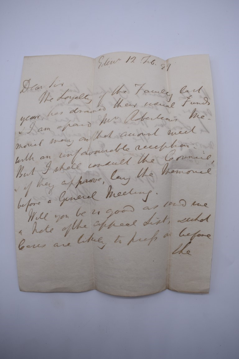 MANUSCRIPT MISCELLANY:collection of approx 18 items, manuscripts on paper, 17th to early 19th - Image 9 of 26