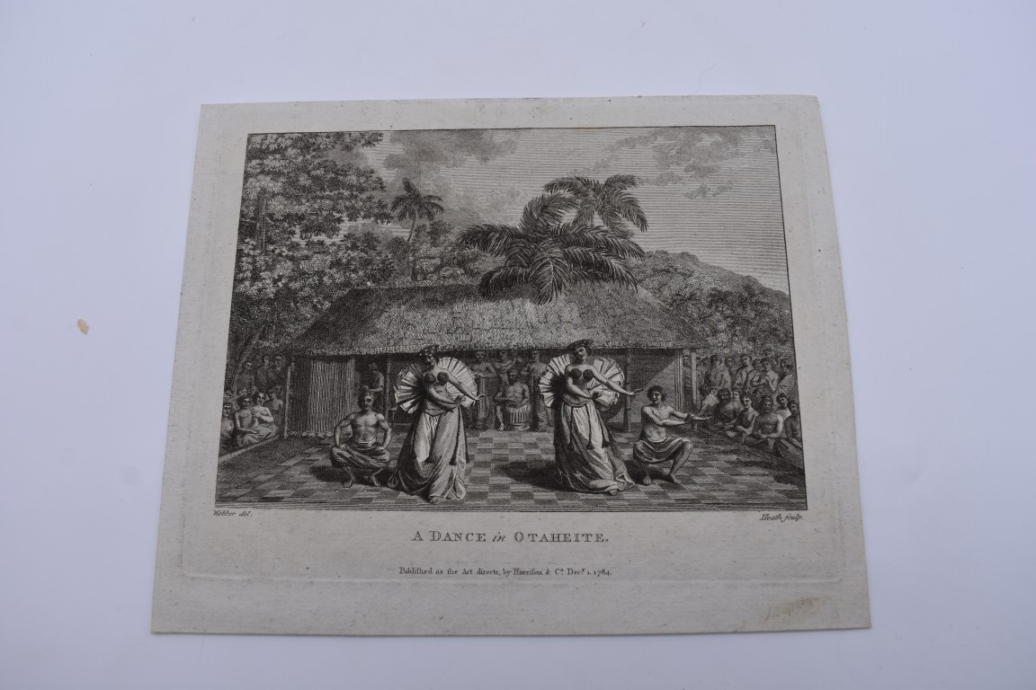 MARITIME PRINTS:collection of approx 61 maritime engravings and etchings, 18th-19th century, - Image 58 of 59