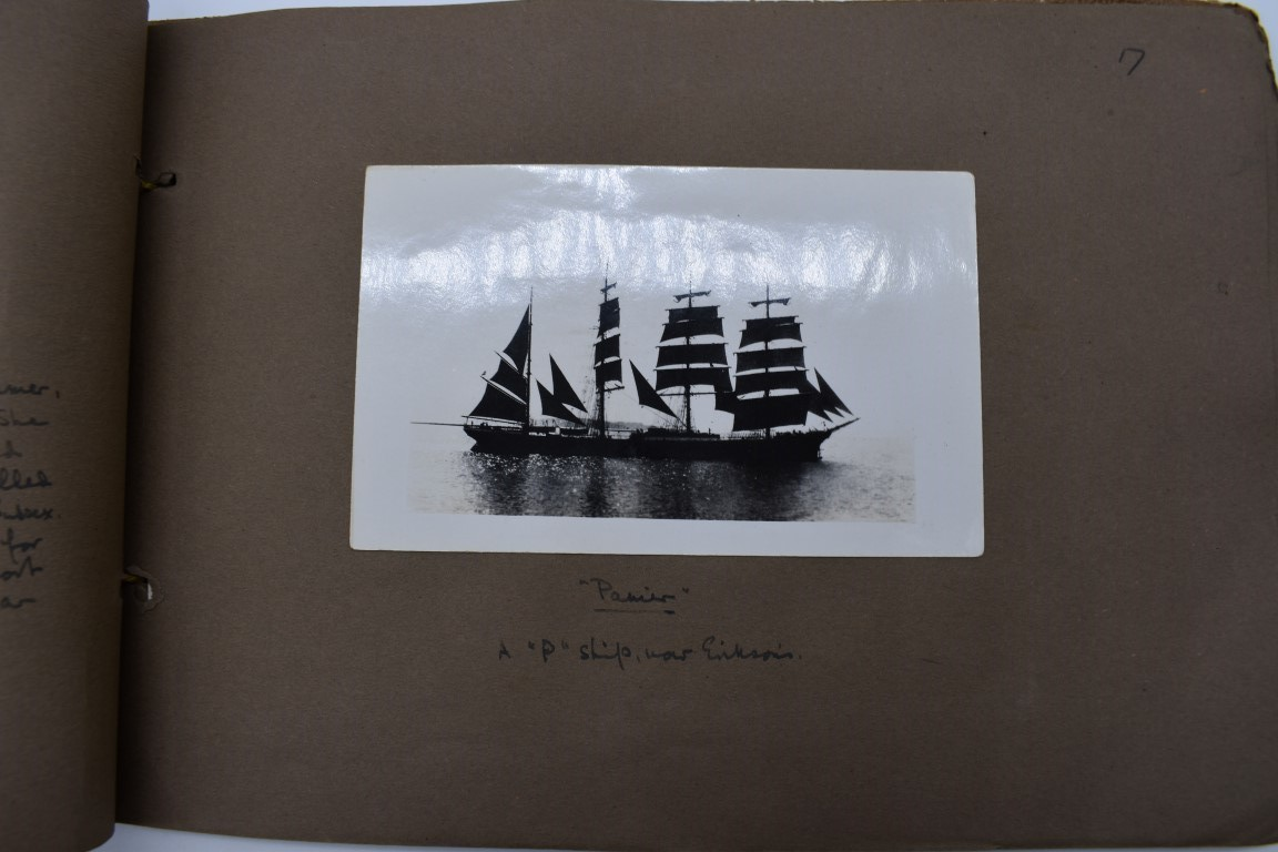 SCILLY ISLES:two early 20thc photographic snapshot albums of the Scilly Isles: together with mid- - Image 19 of 86