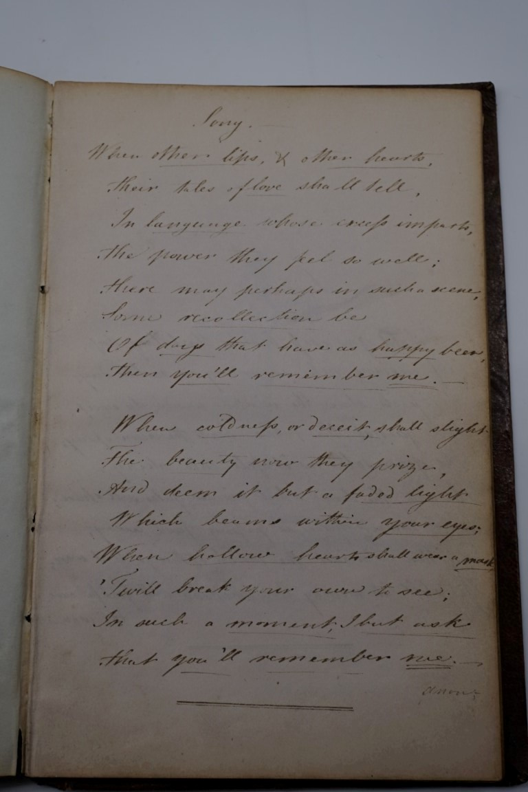 INDENTURES:Deed of Grant, Mill Bank land in Lydd, Kent, Nicholas Sympson to Thomas Bates, 20th - Image 14 of 26
