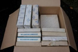 A quantity of collectors plates.Payment must be made in advance of collection which is strictly by