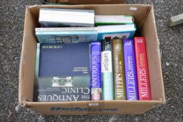 A quantity of art reference books.Collection of this lot is strictly by appointment on Saturday 17th