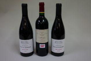 A 75cl bottle of Barons de Rothschild Medoc, Lafite Reserve Speciale,2000, (bn);