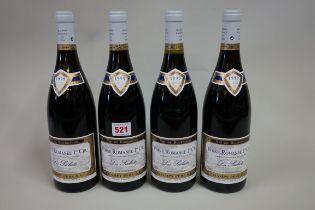 Four 75cl bottles of Vosne-Romanee 1er Cru, Les Suchots, 1999, Champy Pere & Cie. (4)