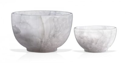 A Mangano Calcite bowl