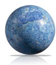 A Lapis Lazuli sphere