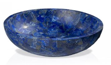 A Lapis Lazuli veneered sink