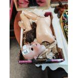 Germany Doll Parts