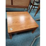 Ercol golden side/ coffee table