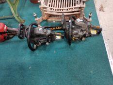 Mc Culloch chain saws x 2