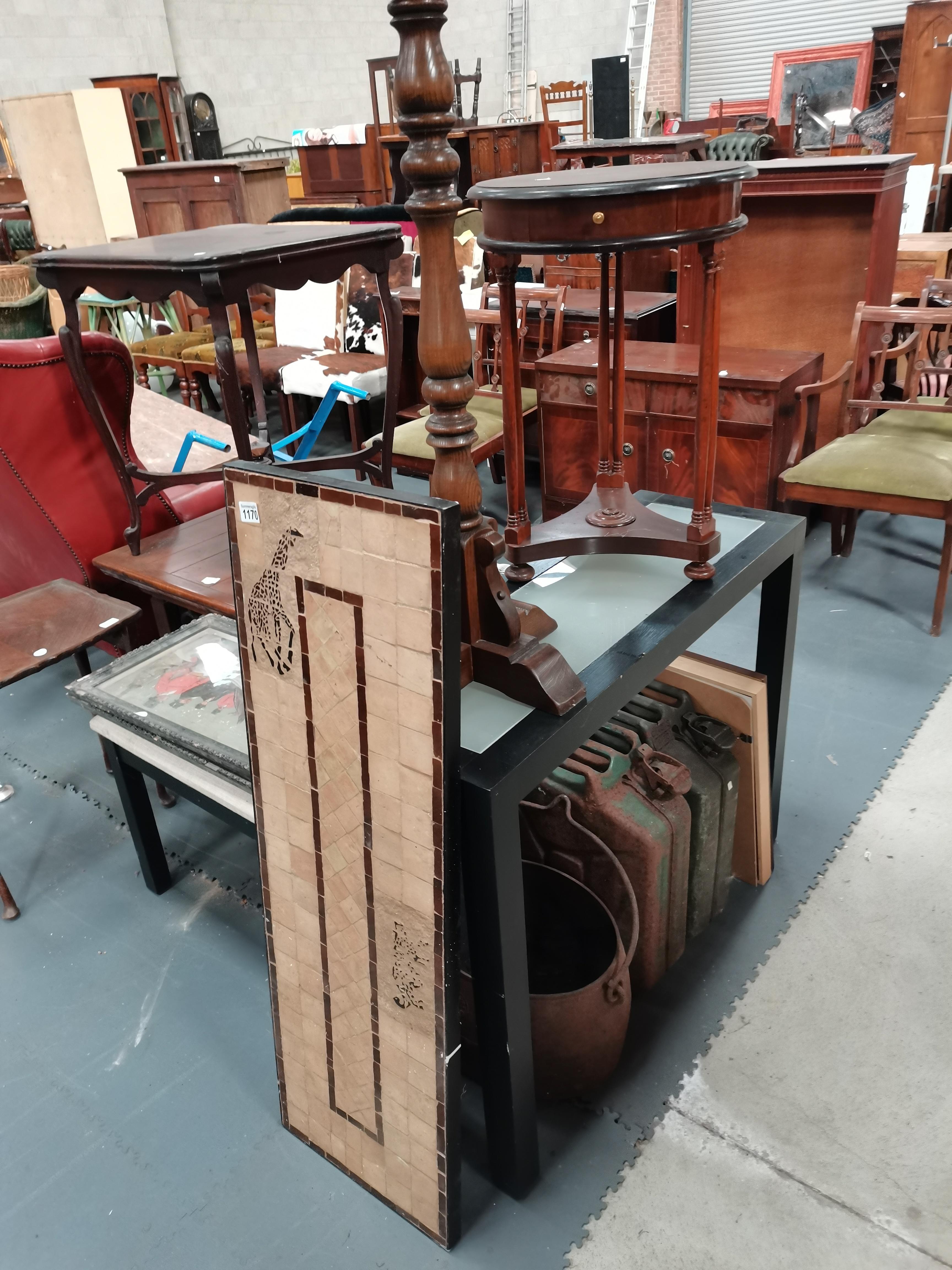 Misc furniture