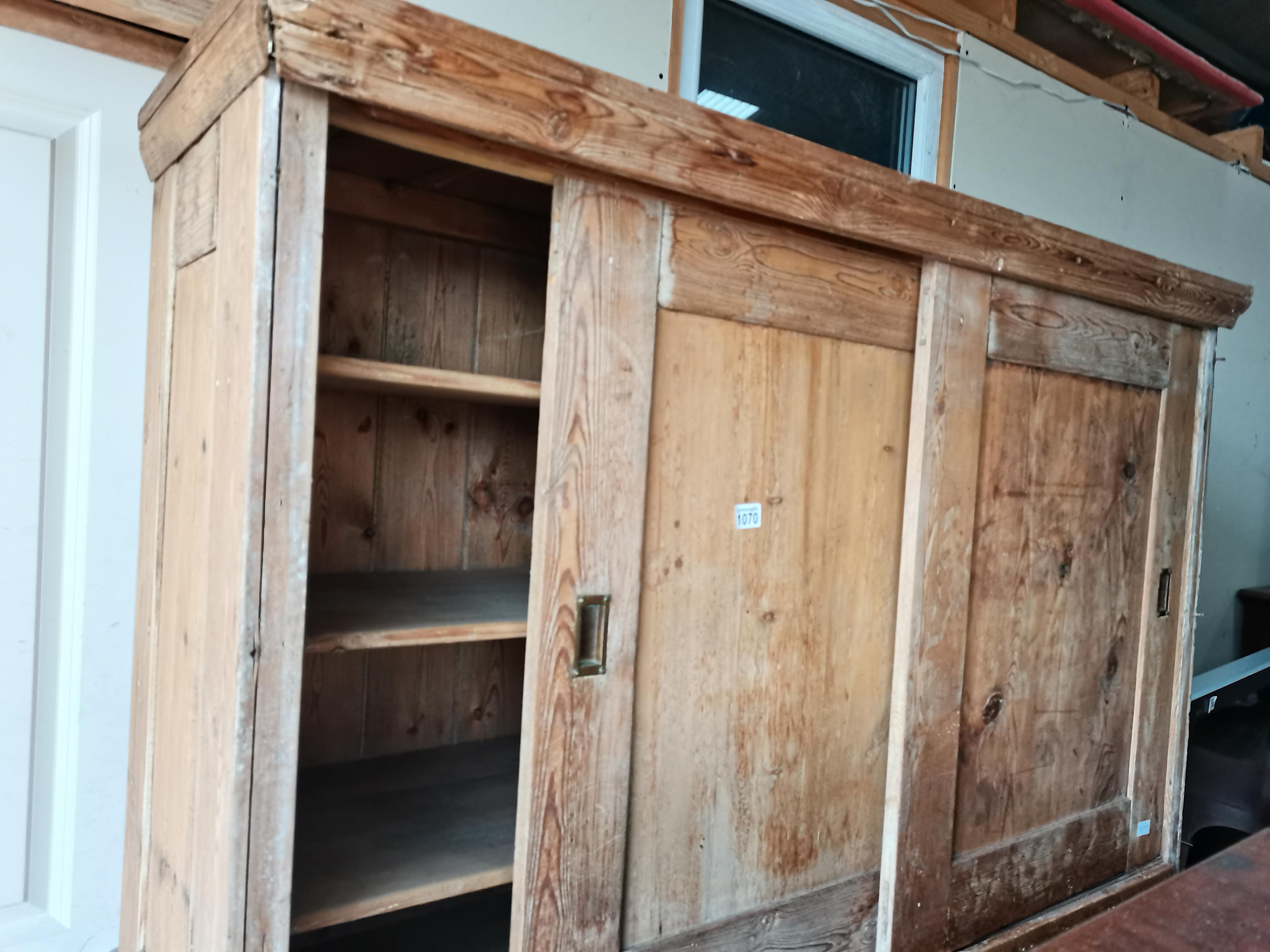 Pine dresser - Image 2 of 2