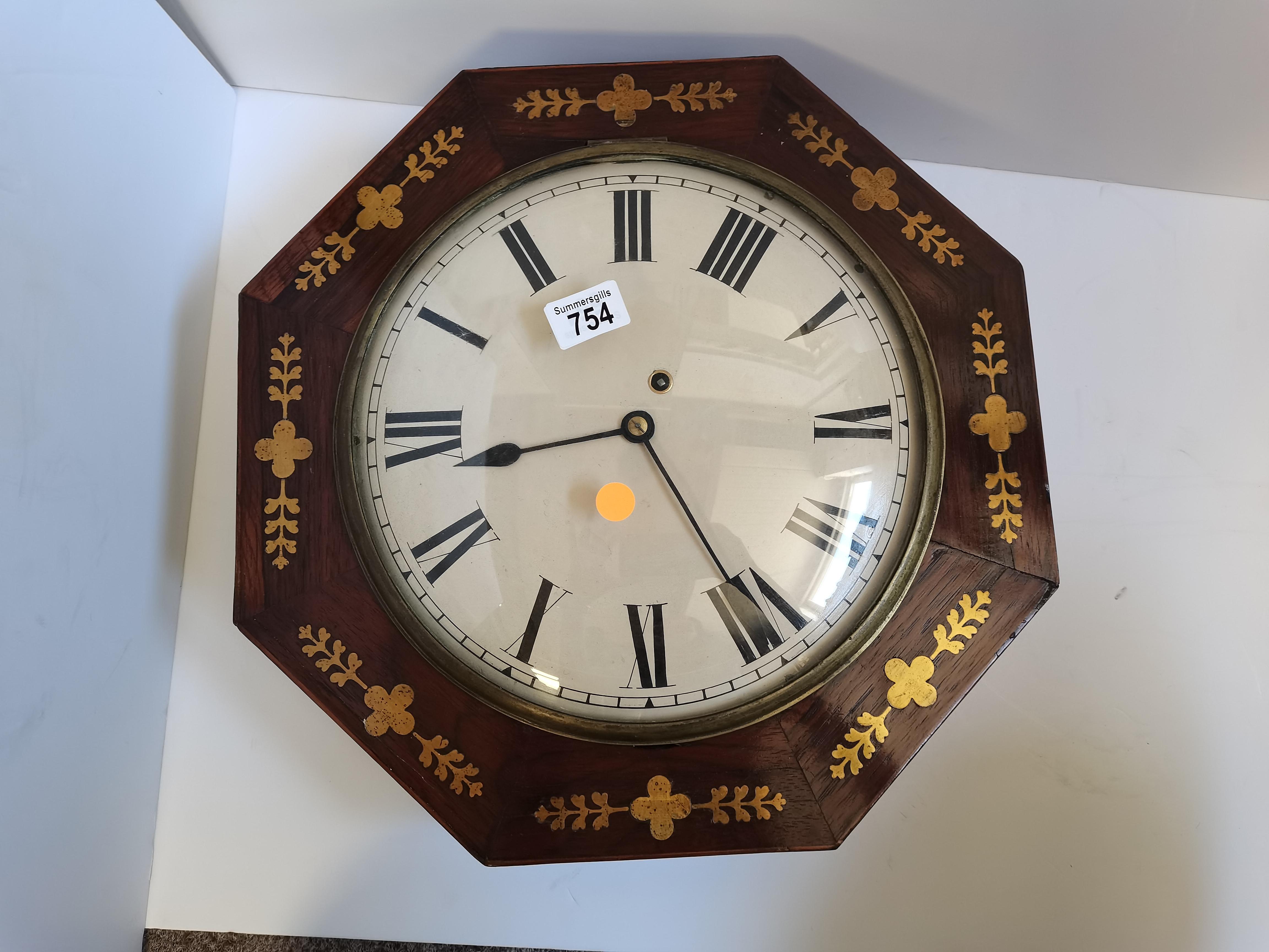 Regency Wall Clock