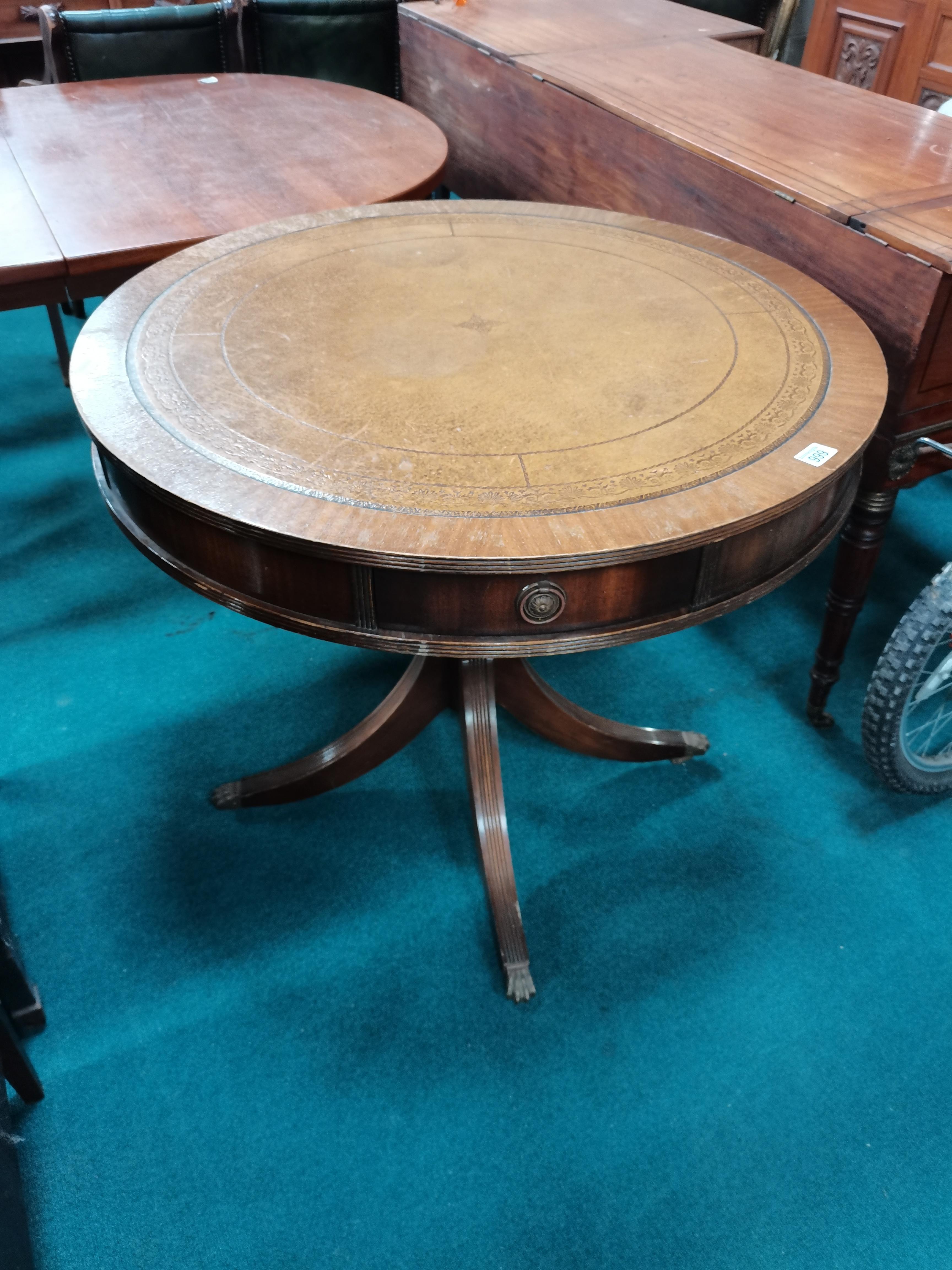 90cm diameter rent table