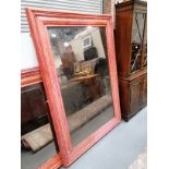 2 x 6ft standing / wall mirrors