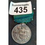 Edward VII For long service in the volunteer force 289 O R Q M sgt. W R THOMSON 1/ Dueham RGA V