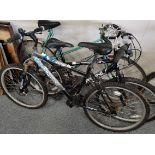 Sock wave mountain bike, pro bike mountain bike and racing bike
