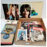 Beatles records etc