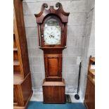 8 day longcase clockS Lyon Doncaster