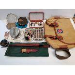 Fishing equipment , reels etc