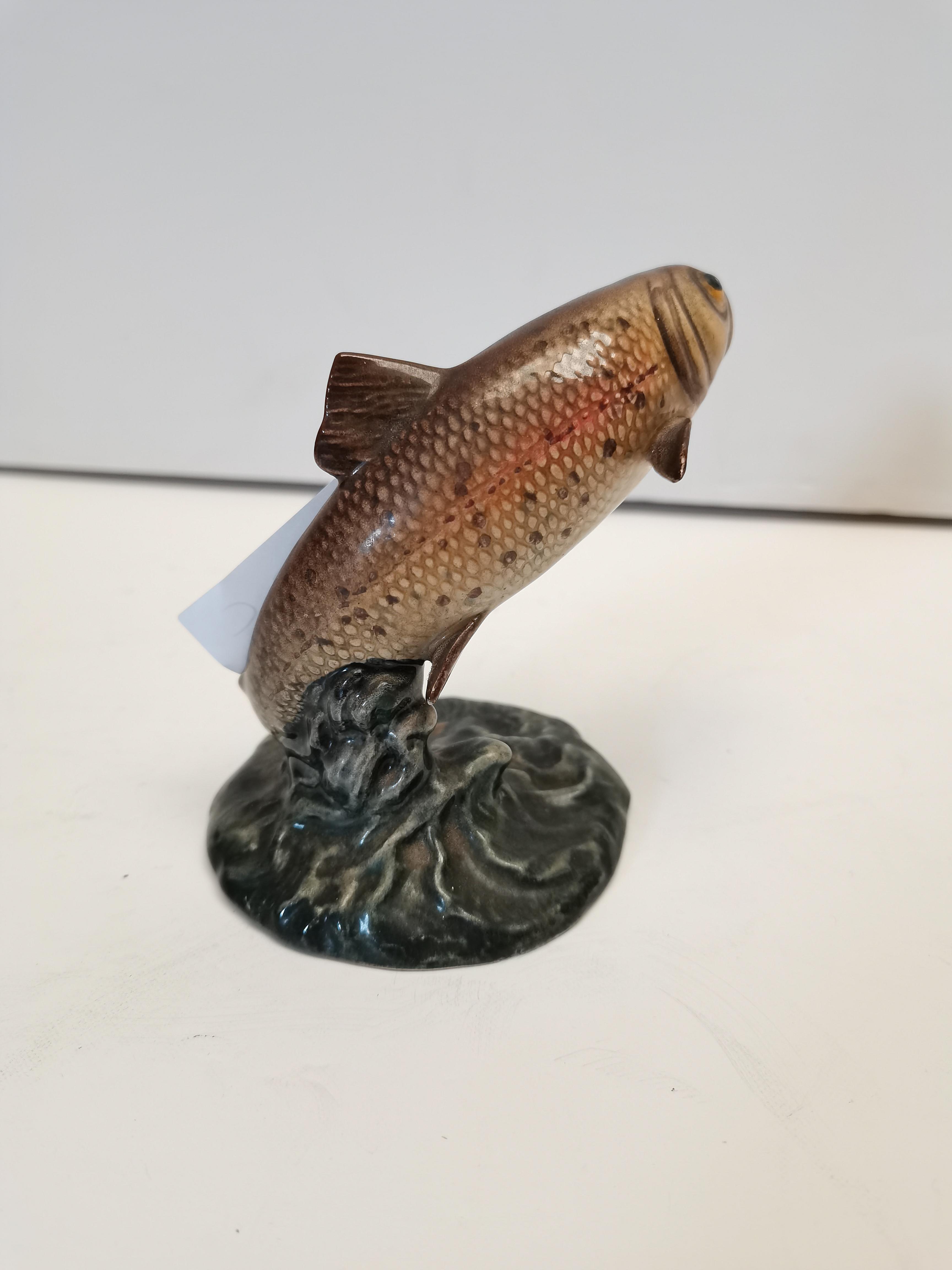 Beswick trout 1390 - Image 2 of 3