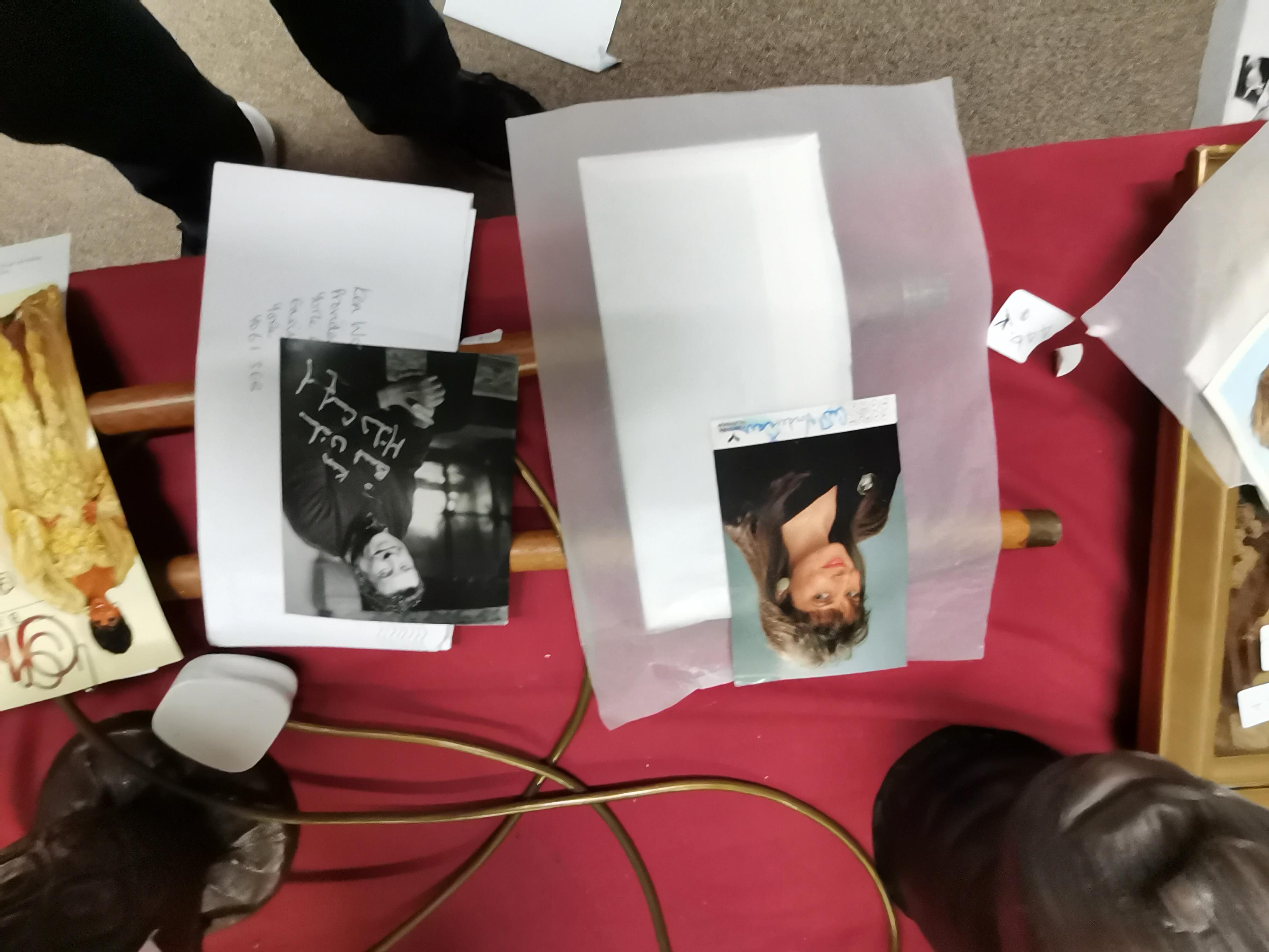 30 Plus Autographs In Folder - Image 6 of 7
