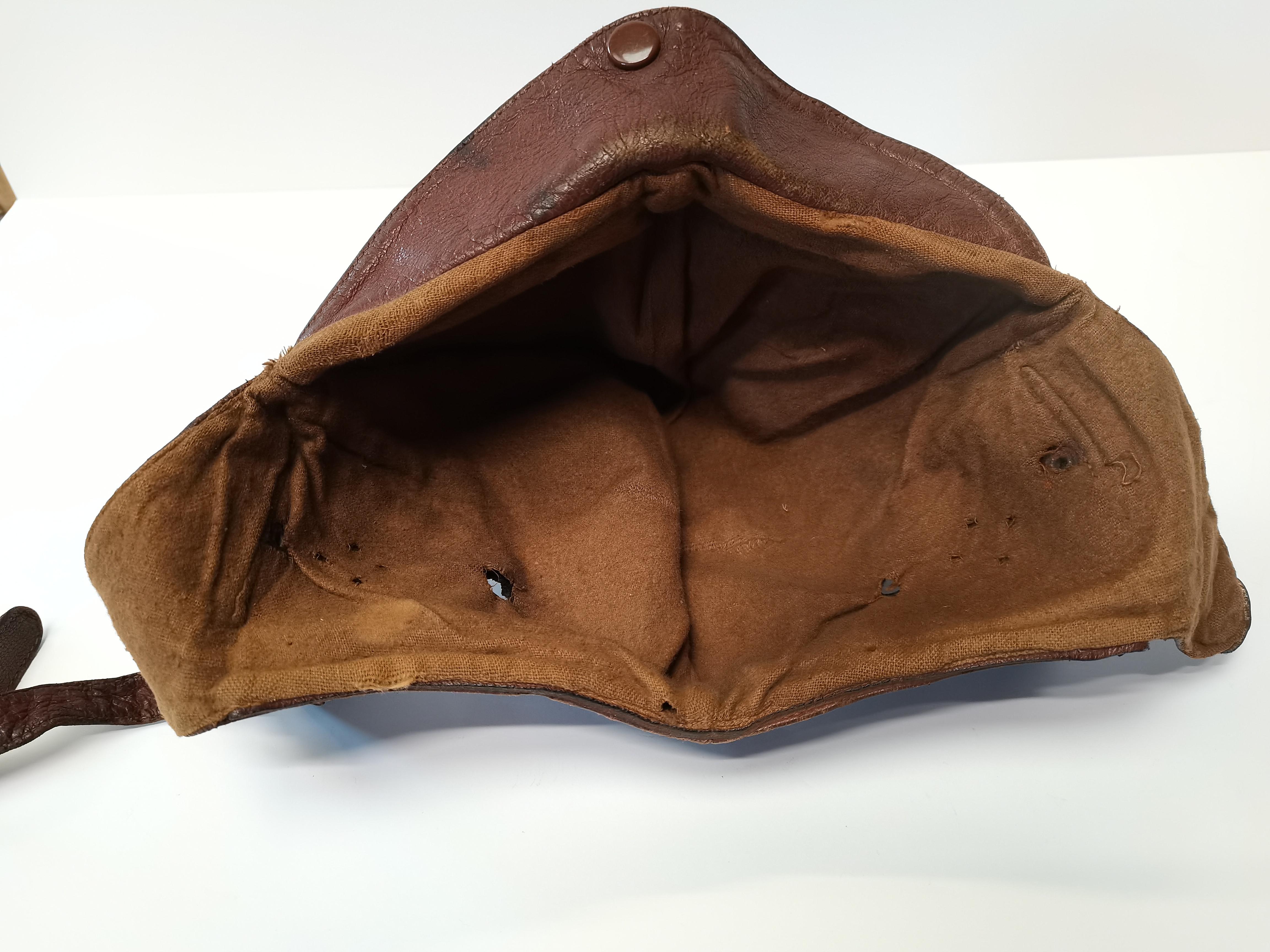 Vintage original flying helmet - Image 3 of 3