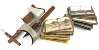 A COLLECTION OF LATE 19TH/EARLY 20TH CENTURY BRITISH MILITARY STEREOSCOPIC PHOTOGRAPHIC CARDS