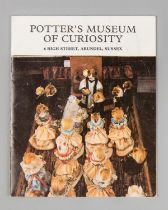 POTTER'S MUSEUM OF CURIOSITY BOOKLET. c1984, 18 pages, illustrated profusely throughout. (h 19.5cm x