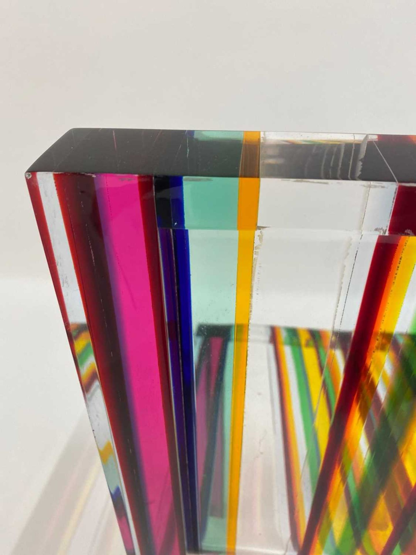 A 'Rainbow Chair', - Image 15 of 15
