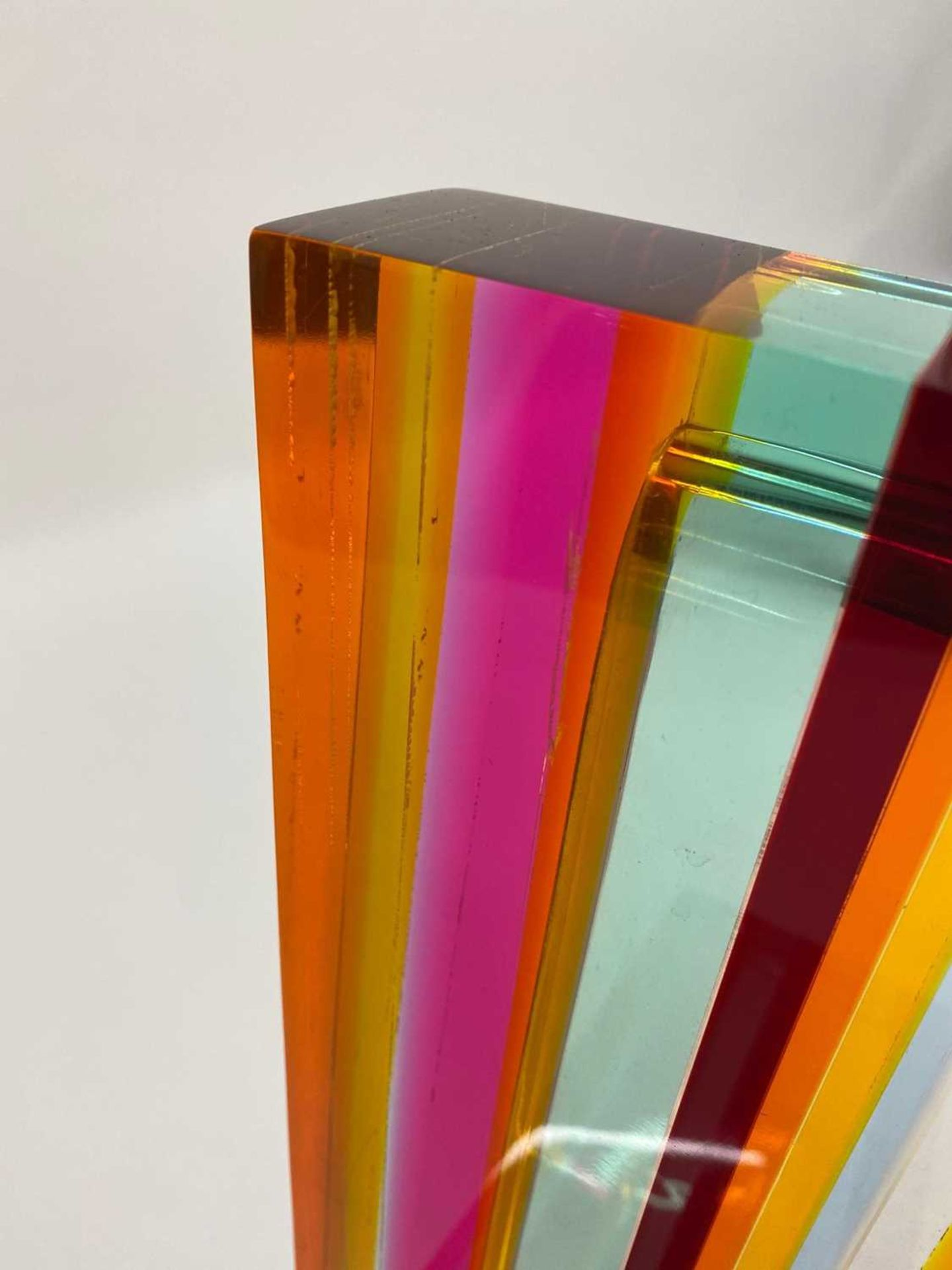 A 'Rainbow Chair', - Image 9 of 15