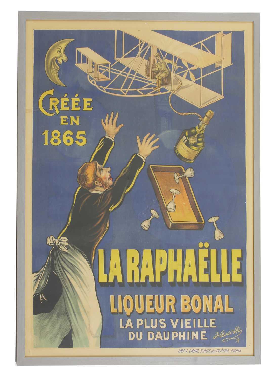 'La Raphaëlle Liqueur Bonal',
