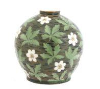 A Bing & Grøndahl porcelain vase,