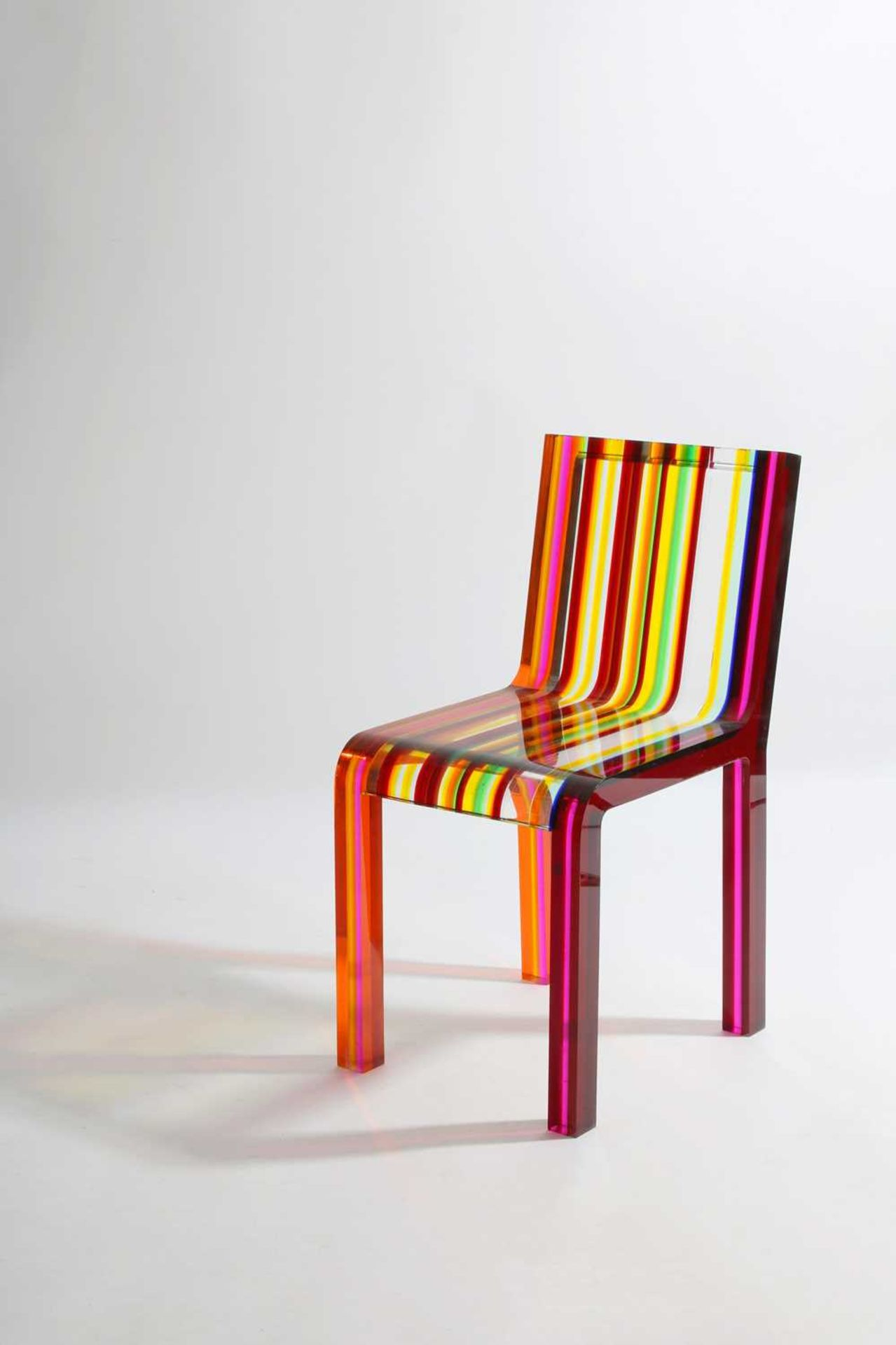 A 'Rainbow Chair', - Image 4 of 15