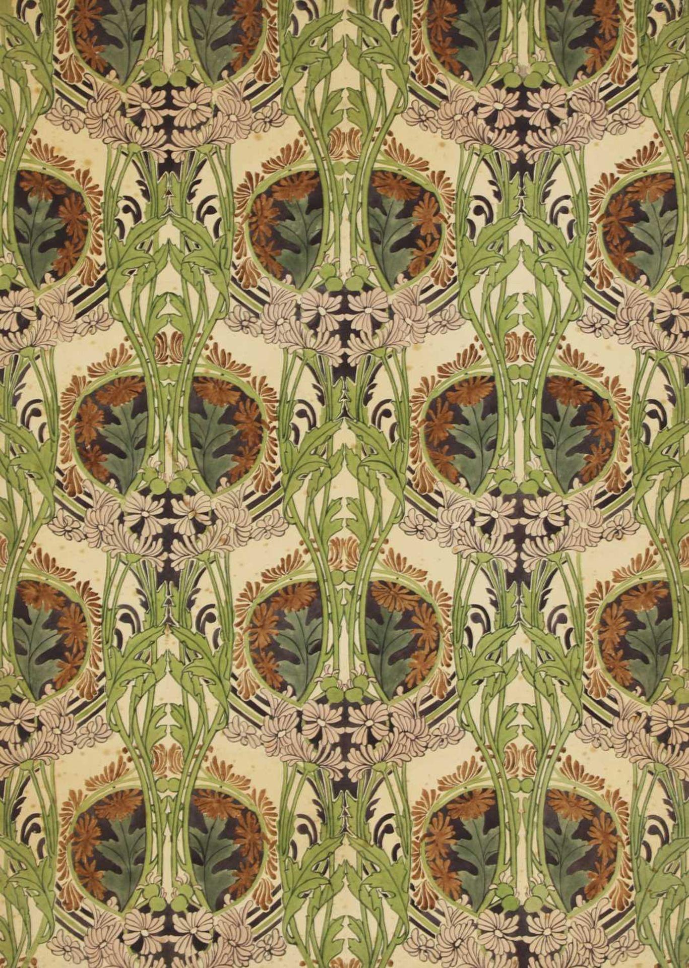 'Designs for Cretonne' - Image 2 of 7