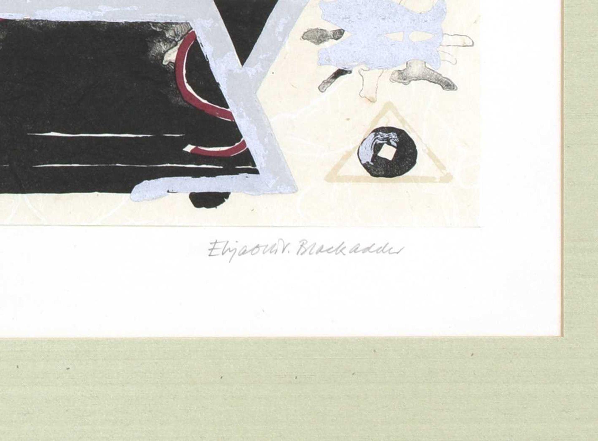 *Elizabeth Blackadder (b.1931) - Image 3 of 3