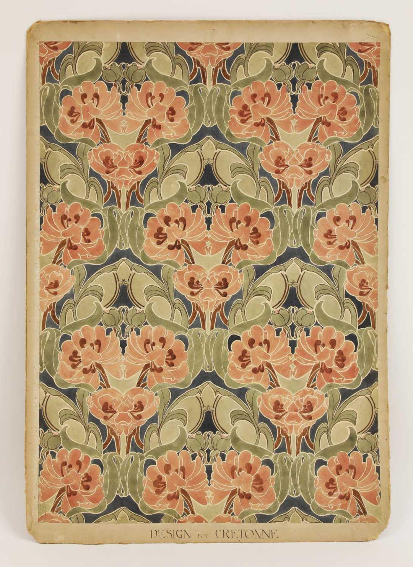 'Designs for Cretonne' - Image 4 of 7