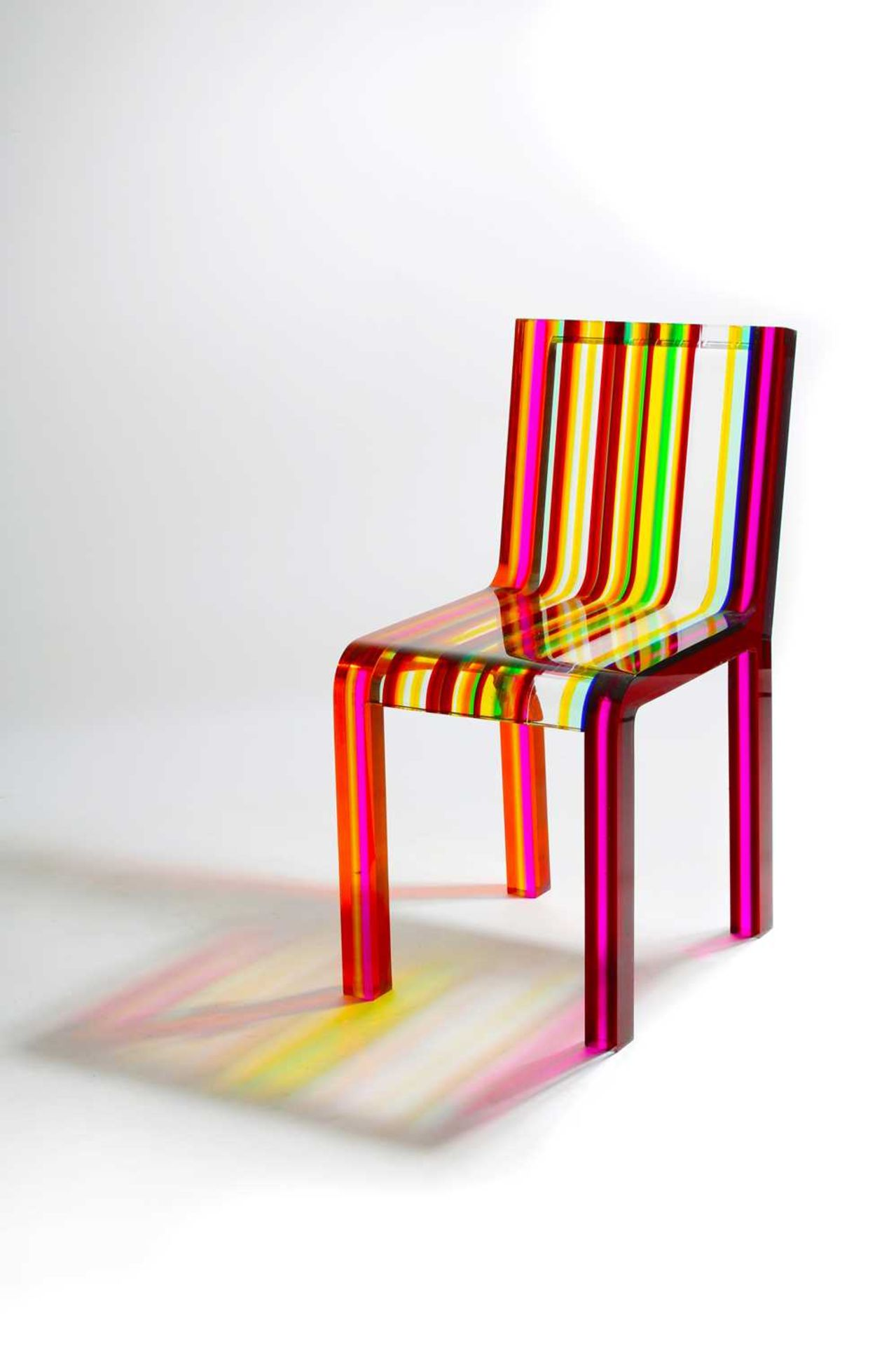 A 'Rainbow Chair',