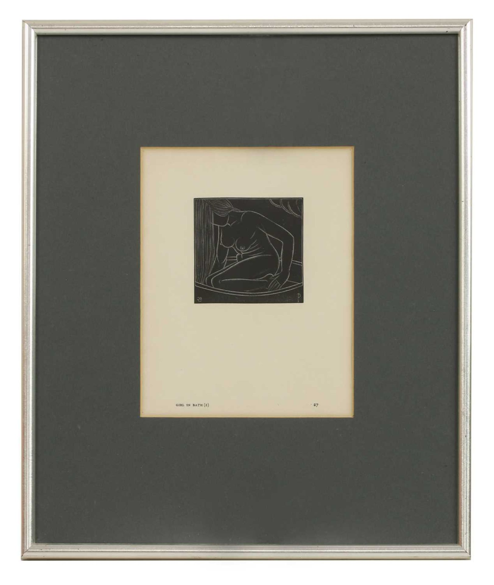 Eric Gill (1882-1940) - Image 2 of 4