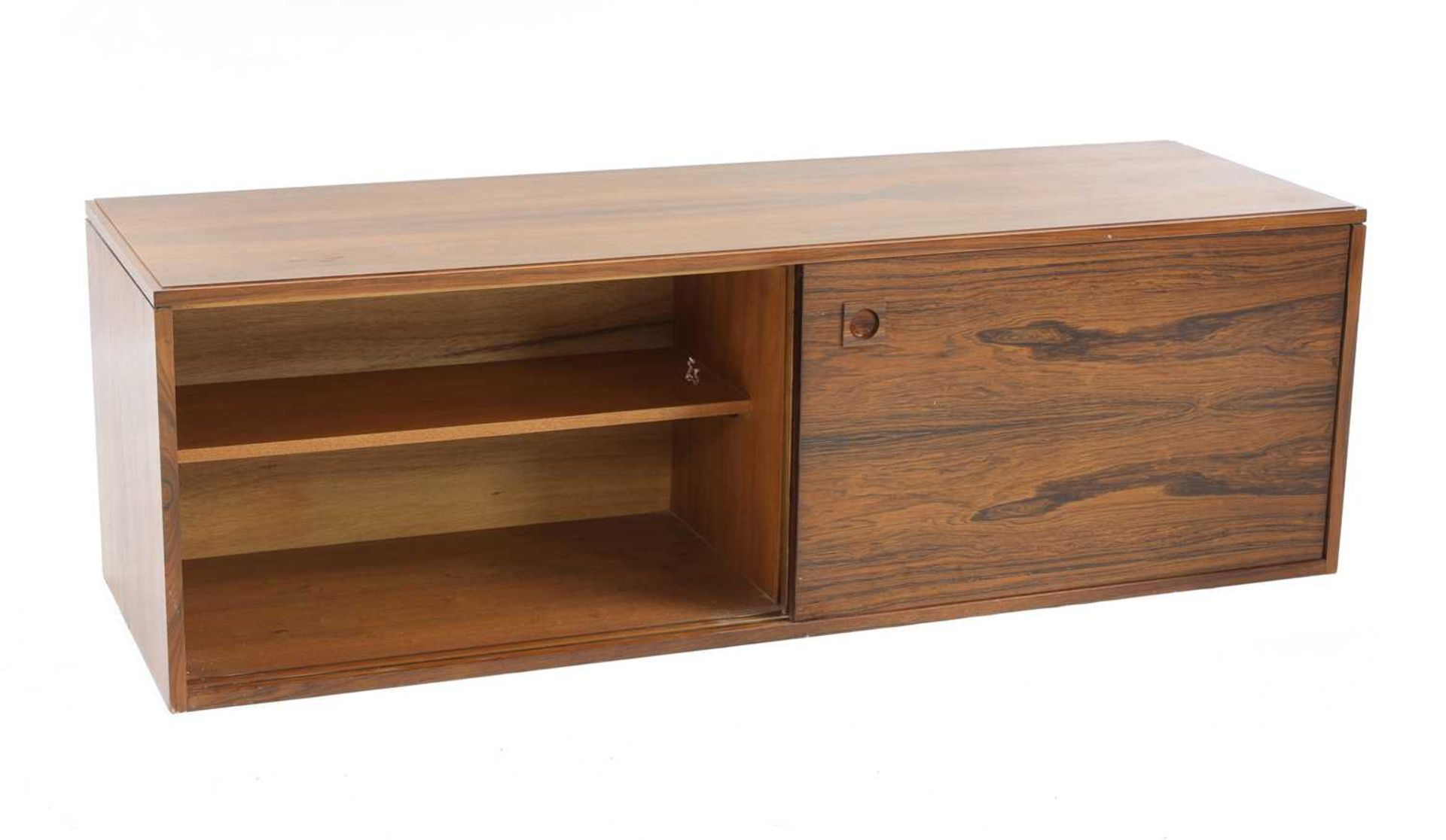 A rosewood wall cabinet, § - Image 2 of 14