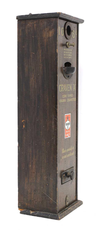 A 'Craven A' cigarette dispenser, - Image 3 of 3