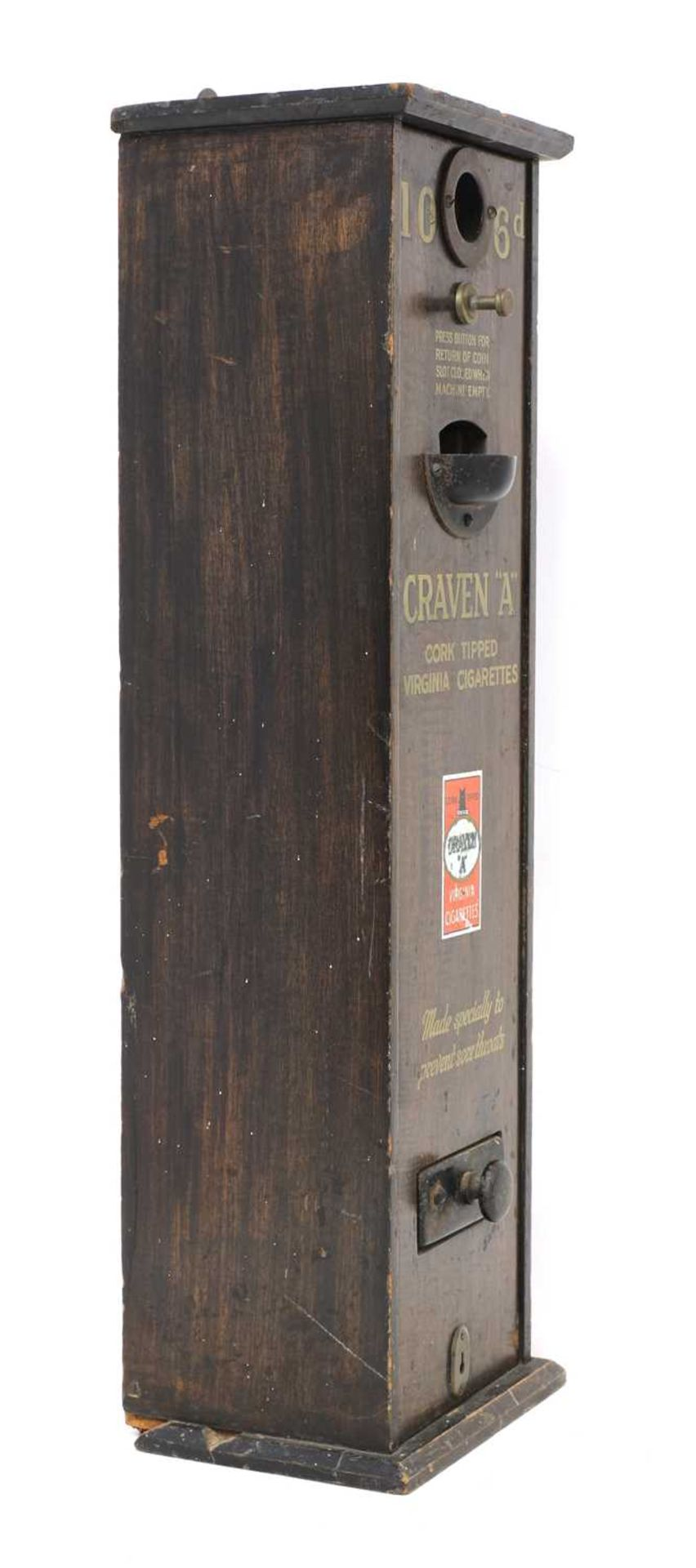 A 'Craven A' cigarette dispenser, - Image 3 of 3