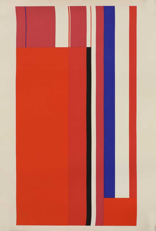 Ilya Bolotowsky (Russian-American, 1907-1981) - Image 2 of 3