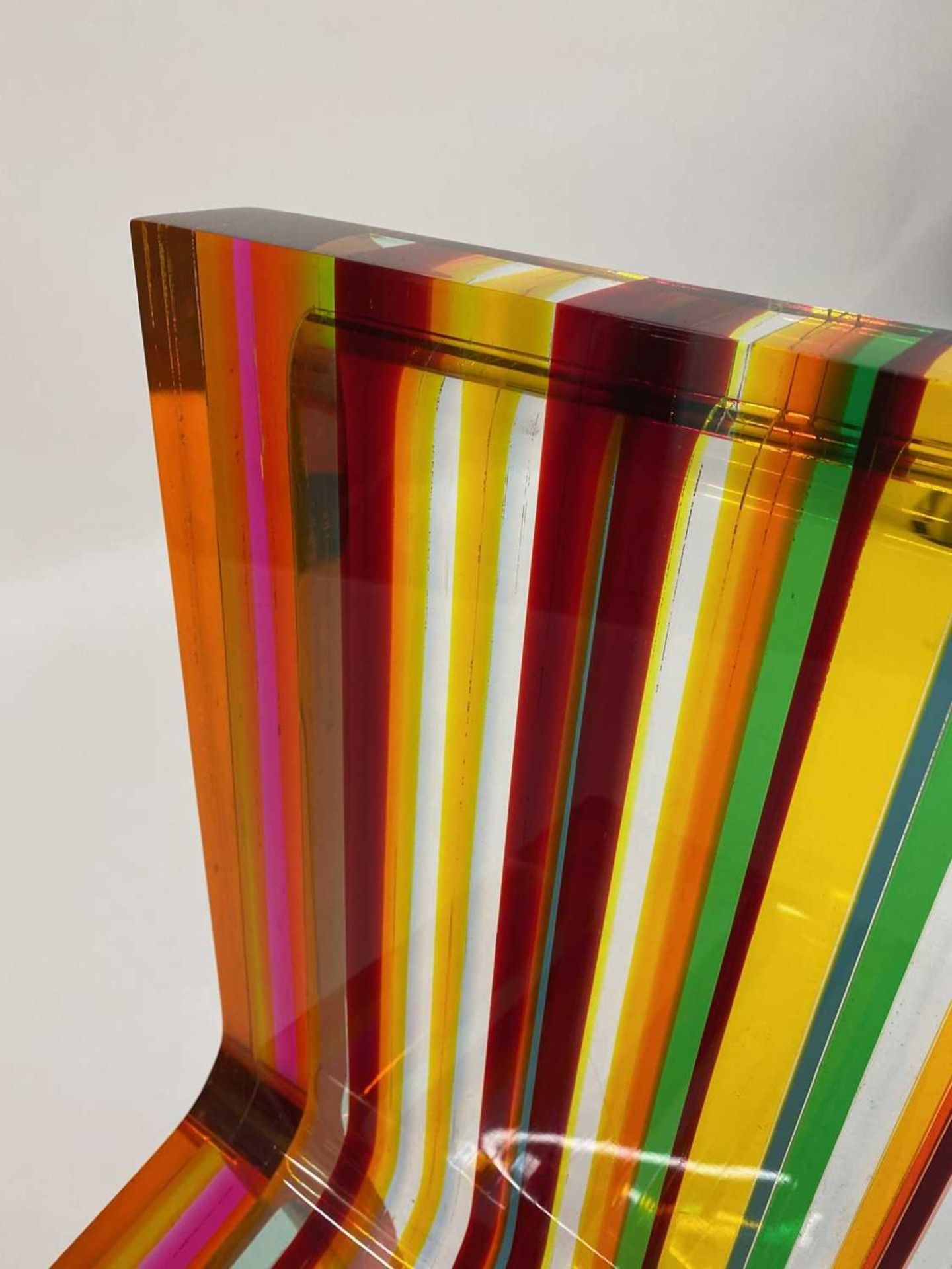 A 'Rainbow Chair', - Image 13 of 15