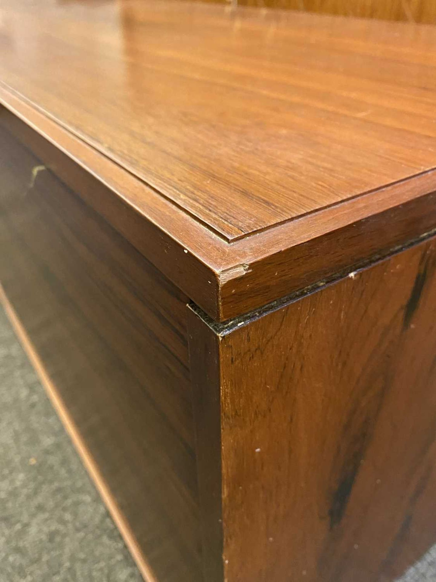 A rosewood wall cabinet, § - Image 11 of 14