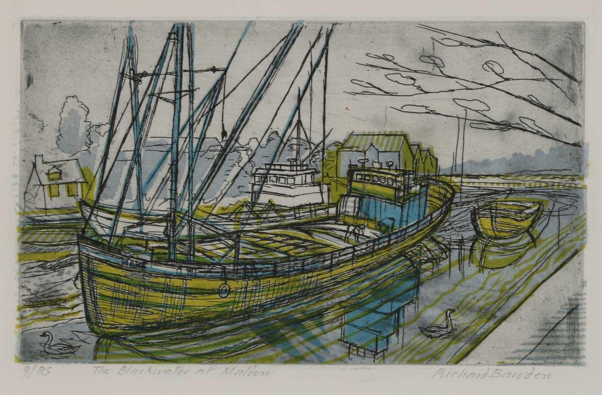 *Richard Bawden (b.1936) - Image 3 of 3