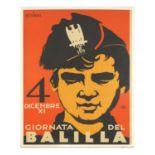 'Giornata Del Balilla 4 Decembre XI',