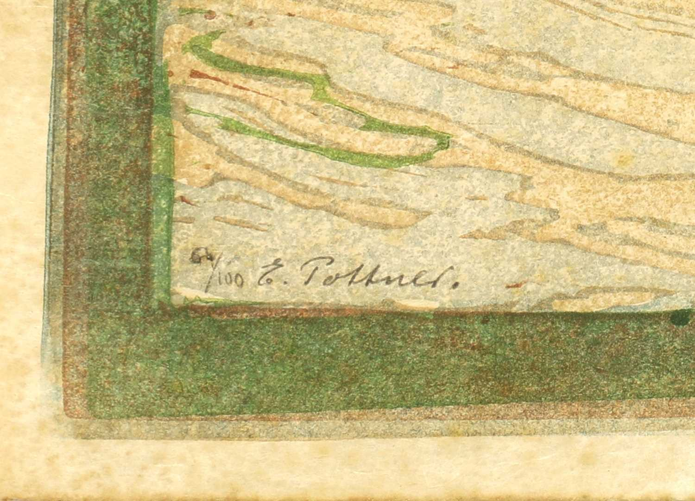 E... Possner (20th century) - Image 2 of 2