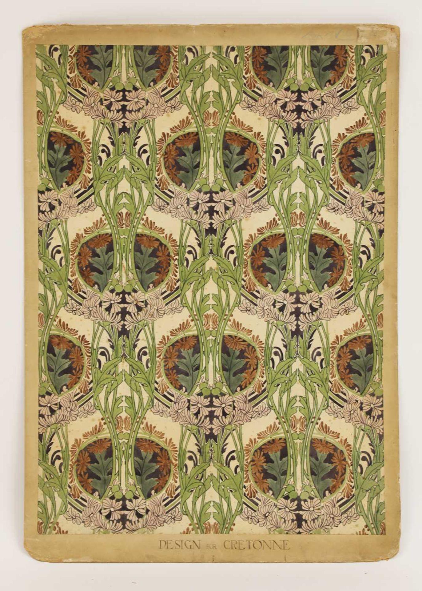 'Designs for Cretonne' - Image 5 of 7
