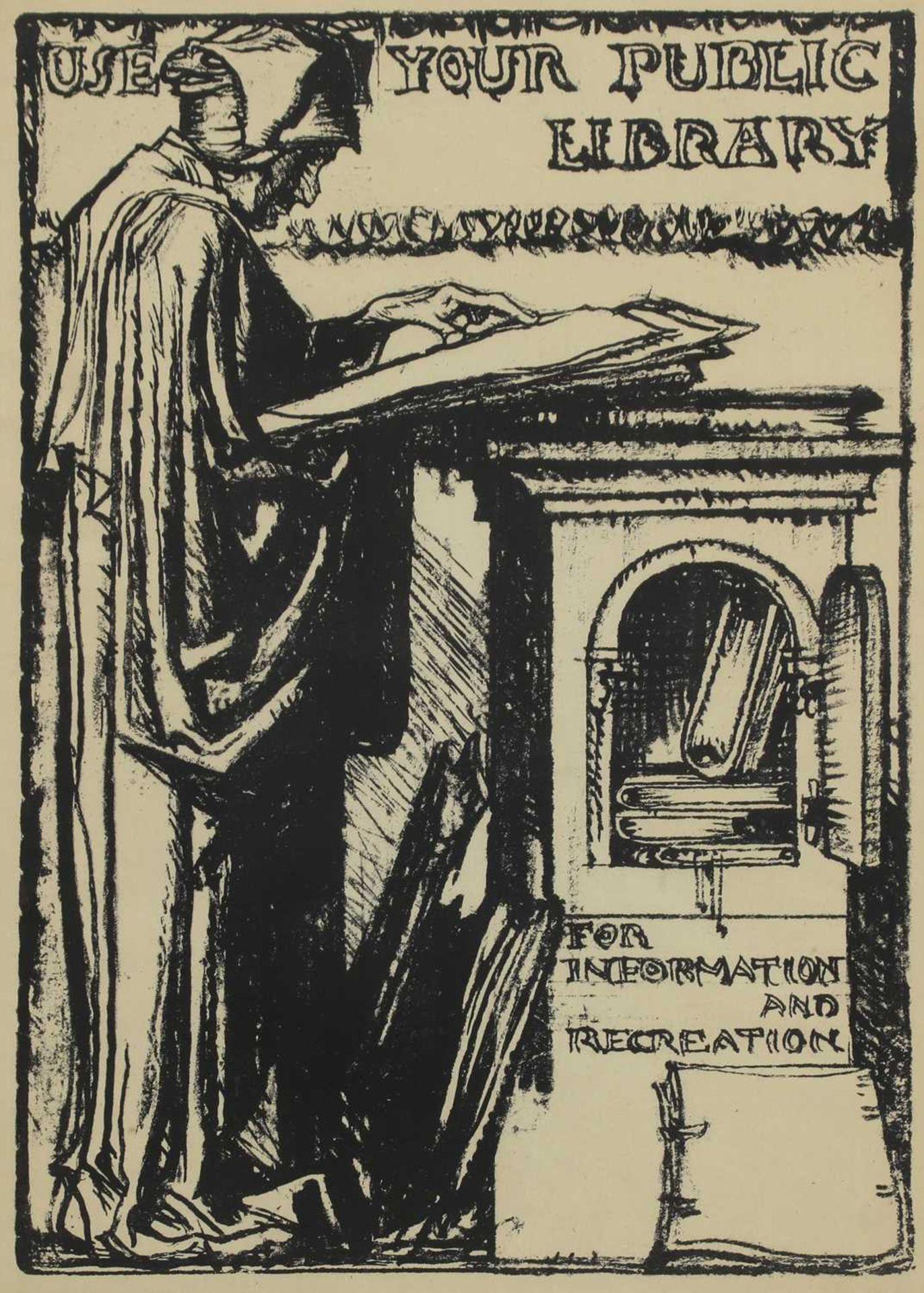 *Sir Frank Brangwyn (1867-1956) - Image 2 of 2